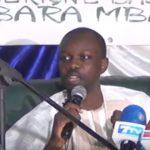 Dément, Financements, L'ITIE, Ousmane Sonko, tullow oil