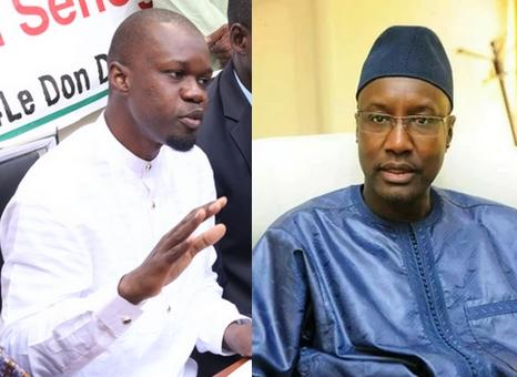 mamour Diallo, Pape Diakhaté, Sonko