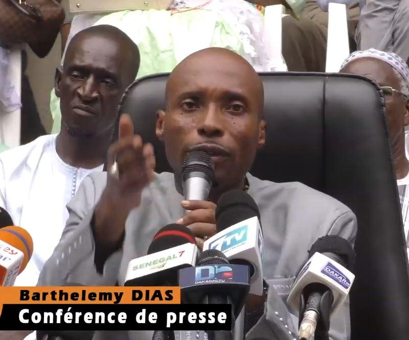Barthélemy Dias, Khalifa Sall, politique, Sénégal