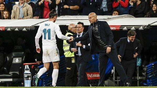 Gareth Bale, Mercato, real Madrid, Sortie, Zidane
