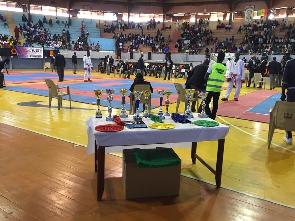 Championnats du monde, fédération sénégalaise, Karaté