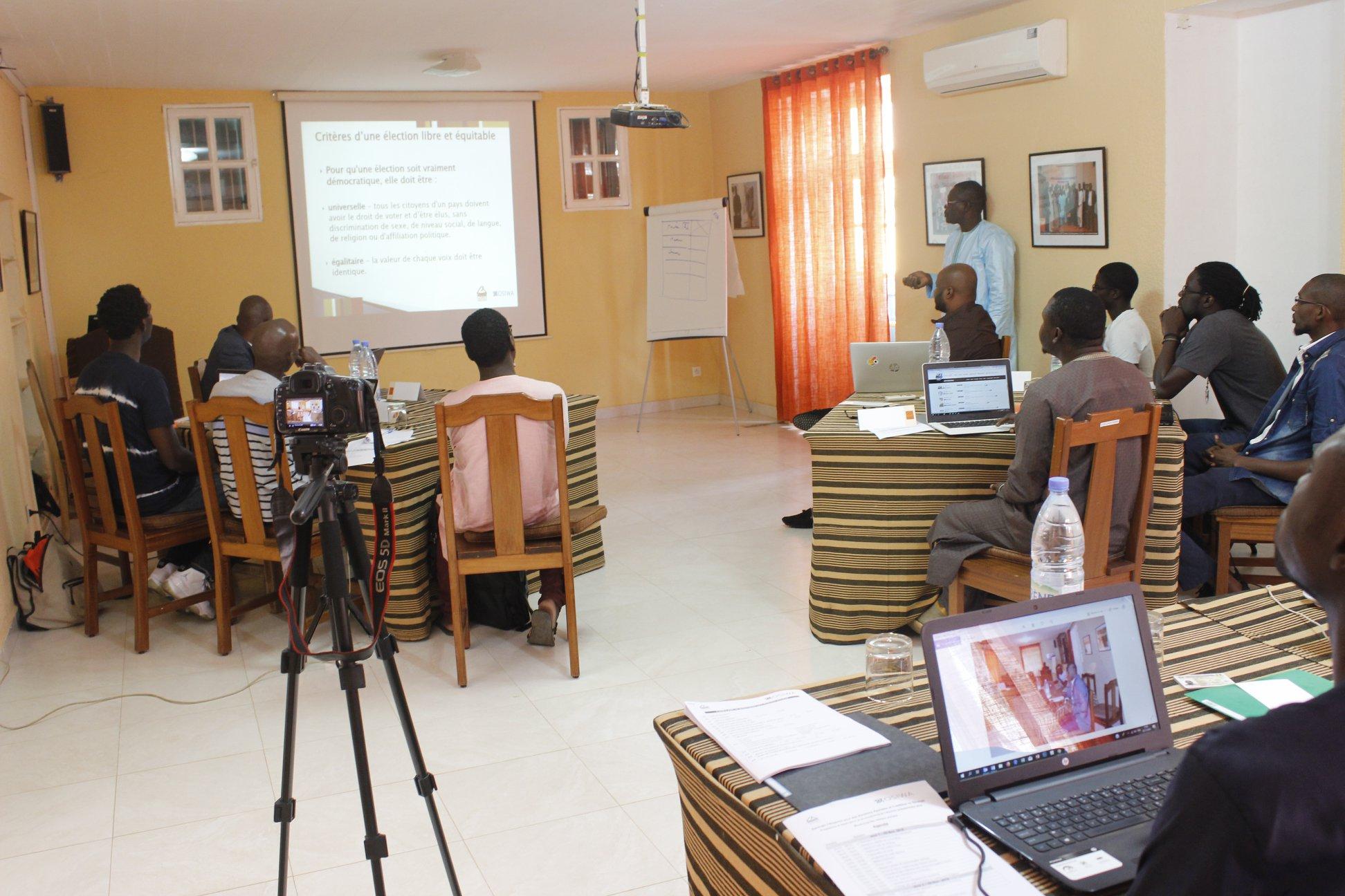 Facebook, gorée institute, gouvernance démocratique, monitoring des réseaux sociaux, Présidentielle 2019, rbs, réseau des blogueurs du Sénégal, réseau social, web 2.0