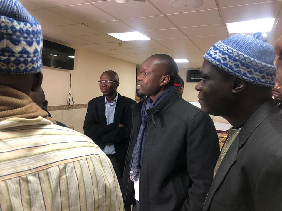 Ousmane Sonko, Pasteef, Zawiya Seydi Hadji Malick