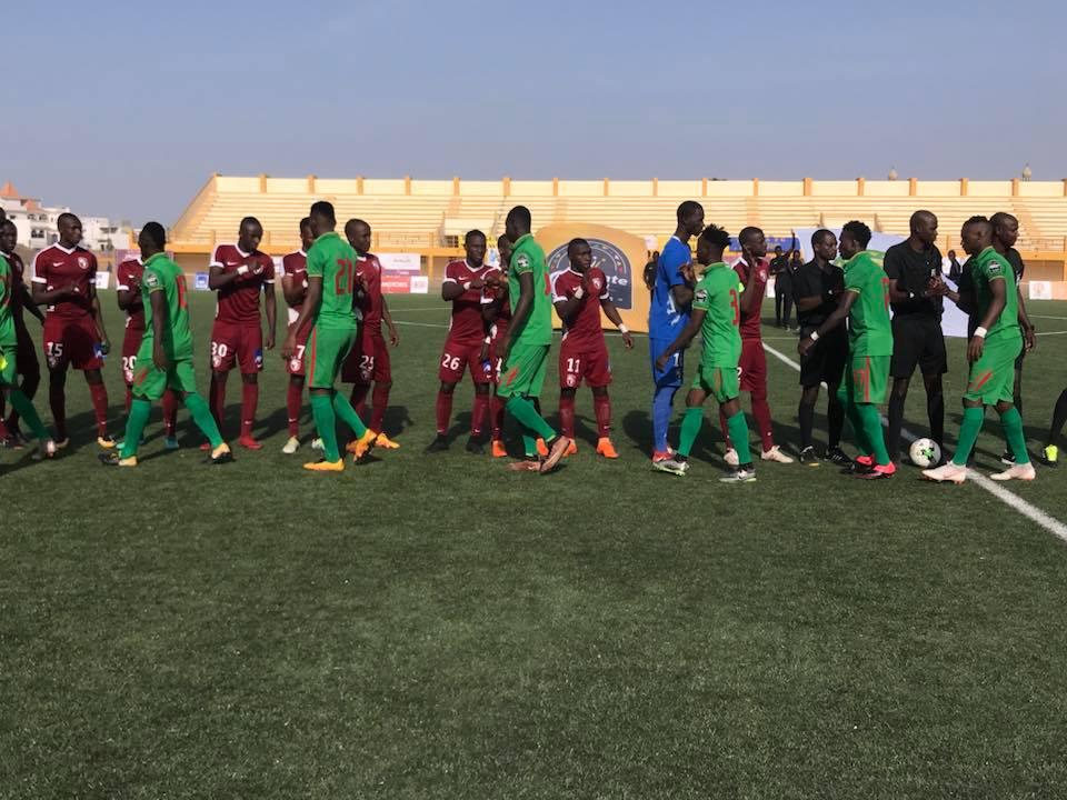 Coupe de la CAF, Djoliba, Génération Foot, Mali