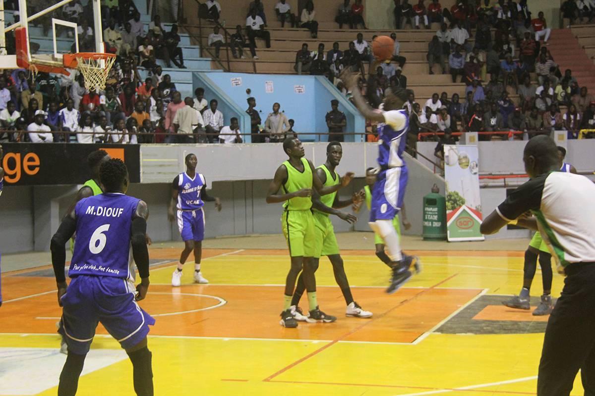 basket sénégal, équipe promues en d1, ja et flyingstar et d1, Jeanne d'Arc, tournoi de montée en d1