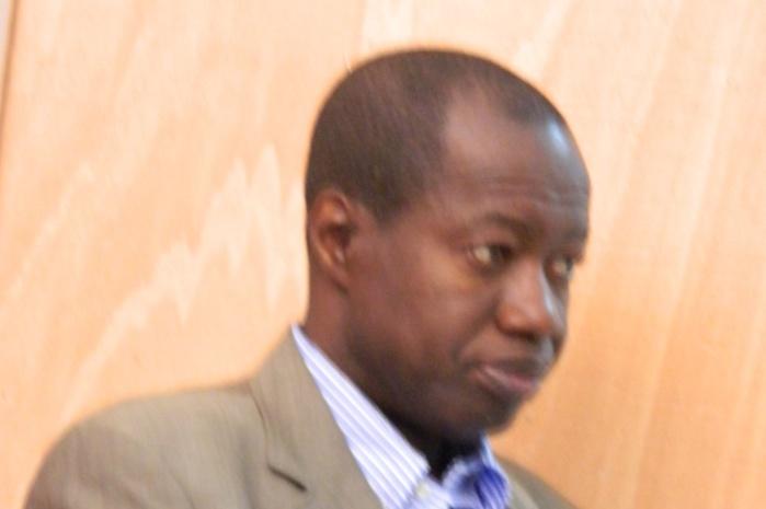 boubacar Bâ, Joola, Libérté, porte-parole des familles, victimes