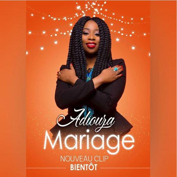 Adiouza, chante, Fans, mariage