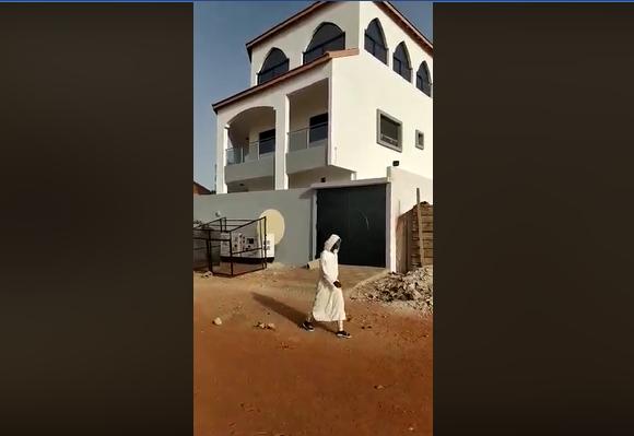 A la découverte de, la maison de Aliou Sall, maire de guédiawaye
