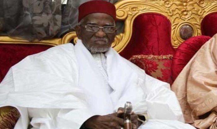 déces, El Hadj Mame Bou Mamadou Kounta, Khalifé général des Khadr