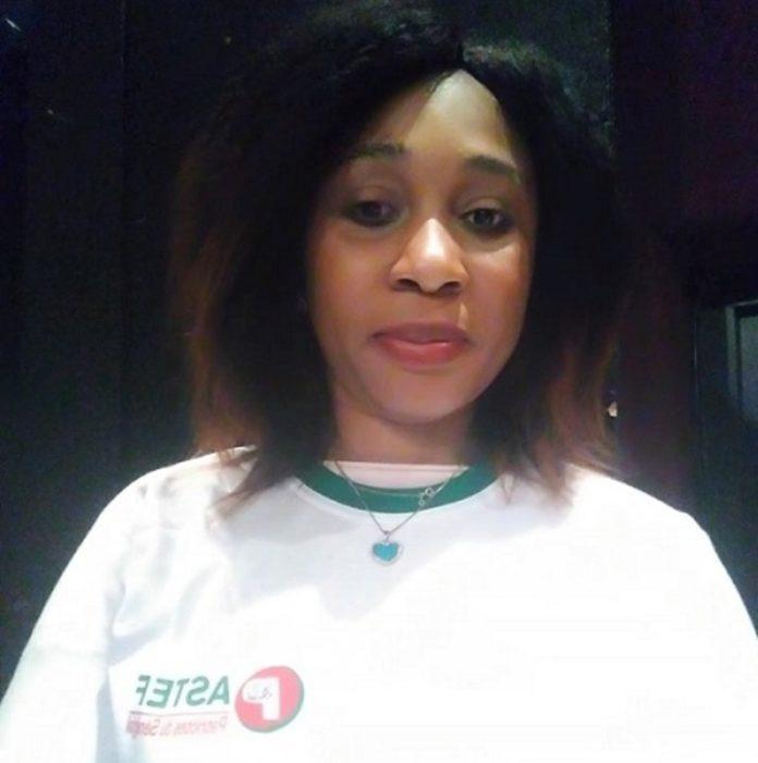 Astou Diedhiou, la nouvelle pioche, Ousmane Sonko