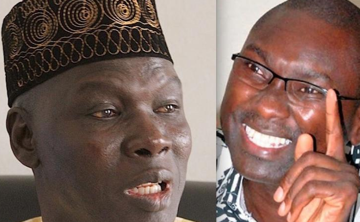 Babacar Gueye, fichier électoral, Ismaïla Madior Fall