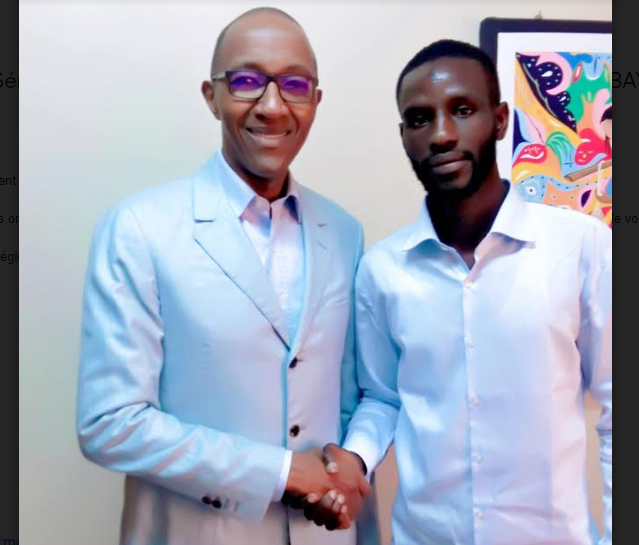 """Sénégal moom moom"", Abdoul Mbaye, Cheikh Traoré, reçu"