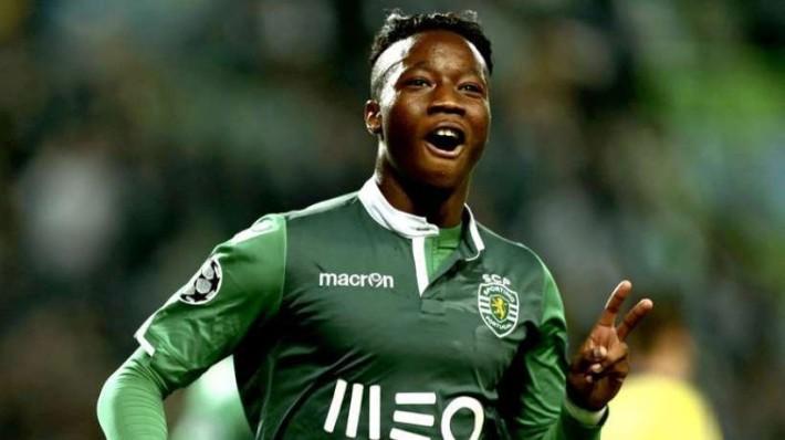 Carlos Mané, Sadio Mané, Sporting