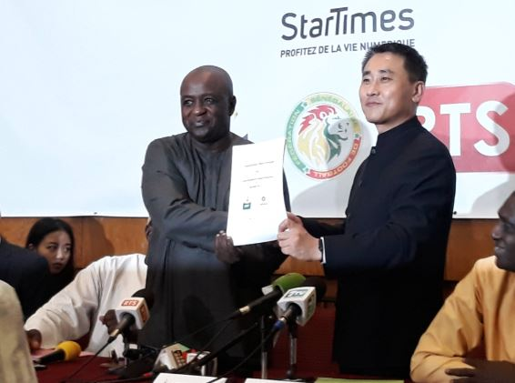 championnat de football, StarTimes-Ligue 1 Sénégal