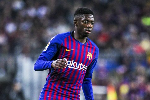 Barça, Dembélé, Football, Sports