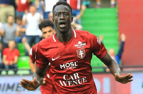 Football, ibrahima niane, Metz, Sports