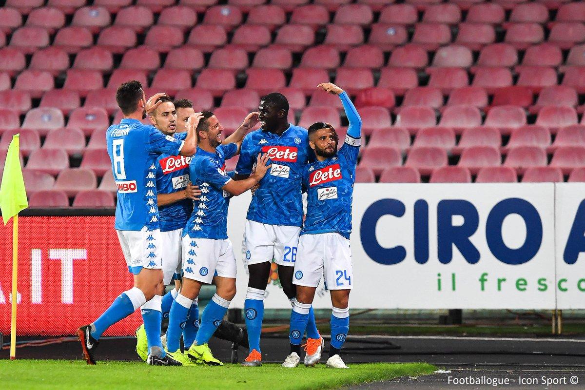 Football, koulibaly, napoli, Serie A, Sports