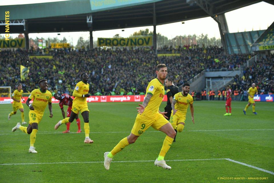 Football, Kara Mbodj, Ligue 1, Nantes, Sports