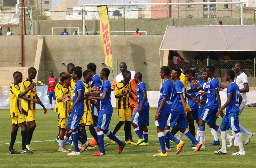 as douane, Dakar Sacre-Coeur, Ligue 1