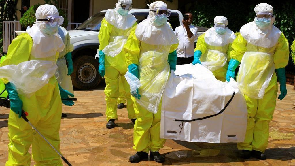 Ebola, Rdc
