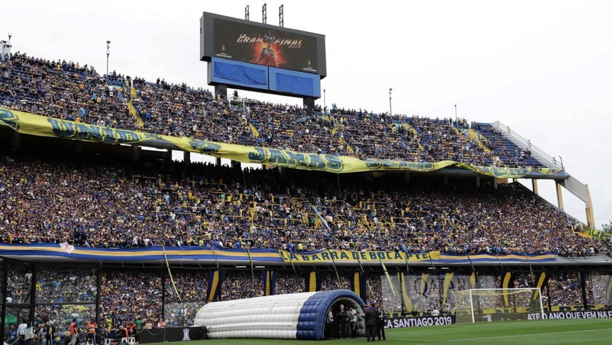 Boca Juniors, River Plate, Santiago Bernabeu