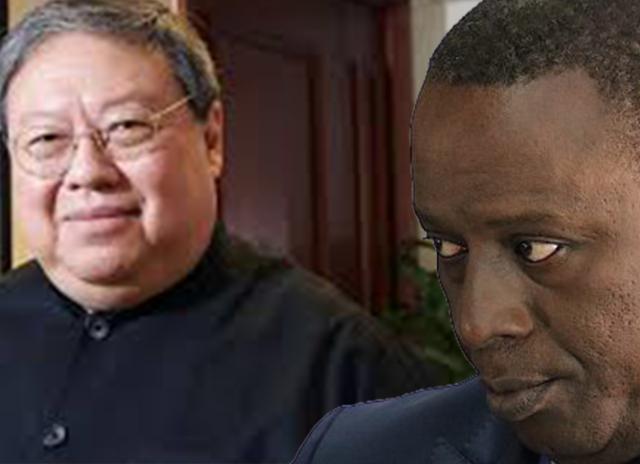 affaire, Cheikh Tidiane, Corruption, Deception, Surprise