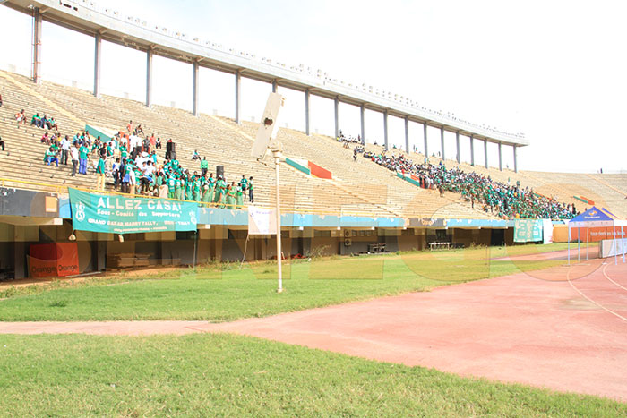 Allez Casa, Casa sport, Division, Supporter