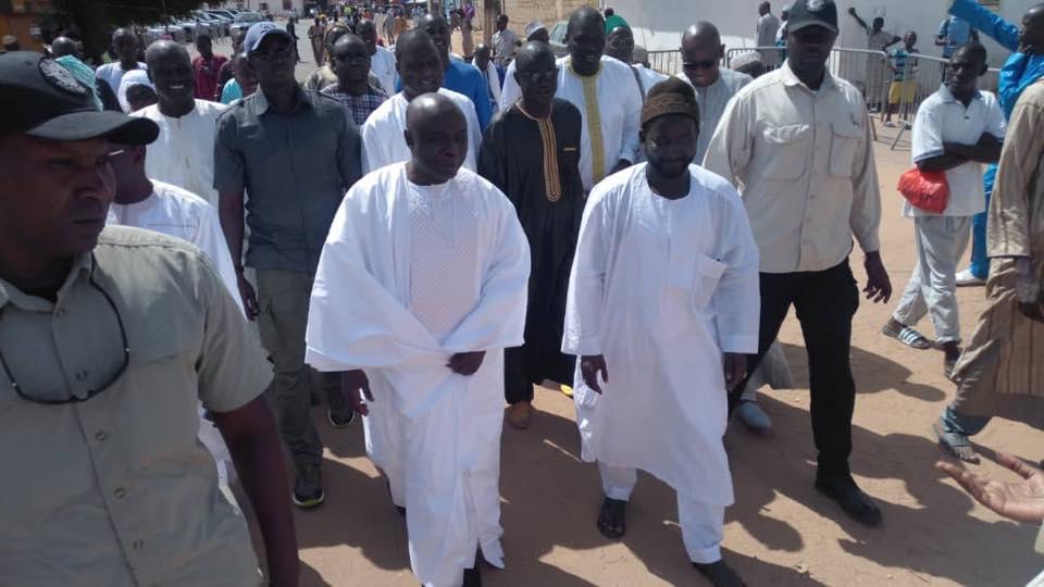 Idrissa SECK à Ndiassane