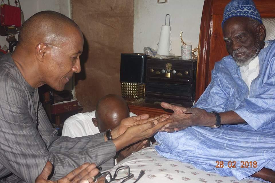 Abdoul Mbaye, El Hadji Mame Bou Kounta, Ndiassane
