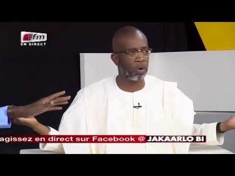 Jakaarlo-bi-Un-invité-met-très-en-colère-Bouba-Ndour-limouy-wakh…