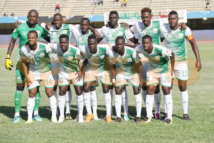 Jaraaf, Koroki, Ligue des champions CAF
