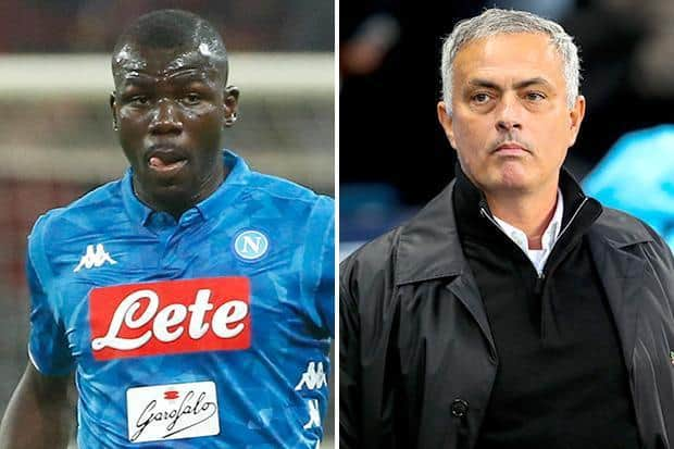 kalidou koulibaly, Kalidou Koulibaly à manchester united, Naples, offre de manchester united, Transfert