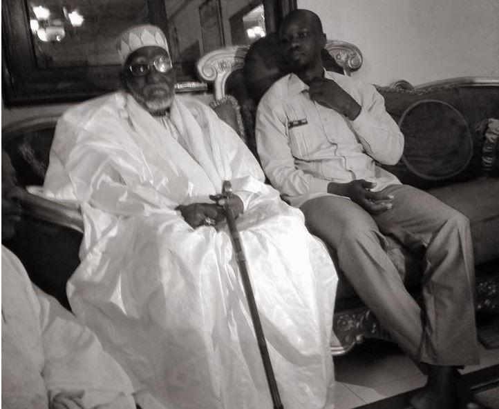 déces, Khalifé général des Khadr, les condoléances, Ousmane Sonko
