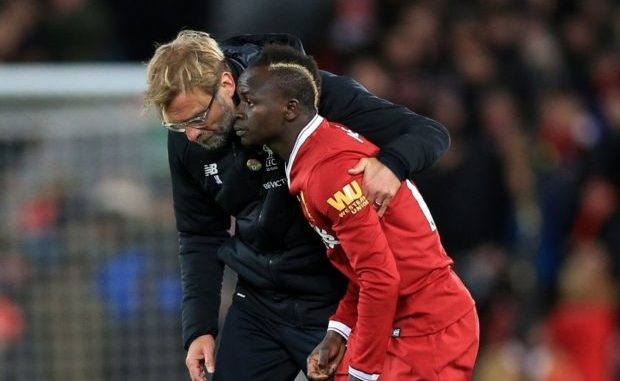 Blessure, Football, Klopp, Sadio Mané, Sénégal, Sports