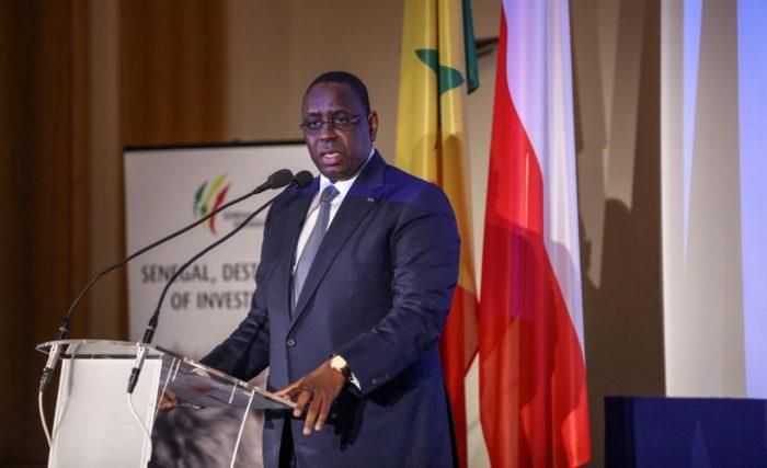 C'est moi qui ai voulu que ce Forum de Dakar, Chefs d'Etat, Macky Sall Forum sur la Paix de Dakar, se tienne sans la présence