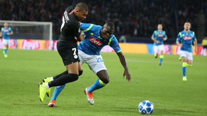 Football, koulibaly, Sénégal, Sports