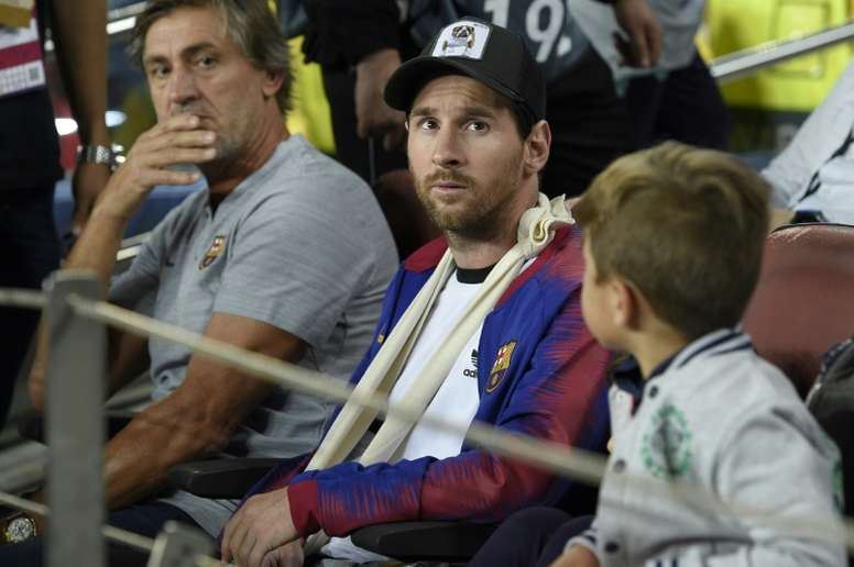 Barça, LDC, Messi, Milan