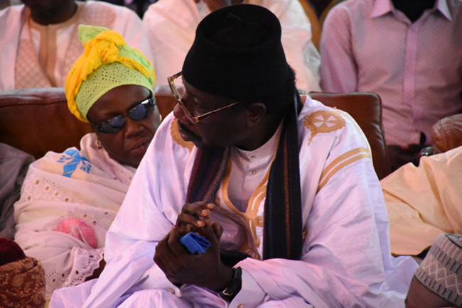 Maouloud 2014 serigne moustapha sy