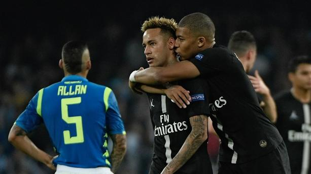 Football, ligue des champions, Neymar, PSG, Sports