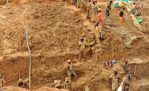 fait deux (2) morts, Kédougou, L'affaissement d'un site d'orpaillage, trois (3) blessés