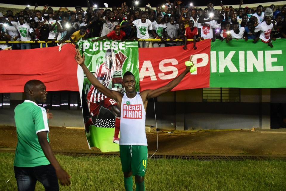 club de Pape Abdou Cissé, équipe nationale, Lions du Sénégal, match de Pape Abdou Cissé, Pape Abdou Cissé, Sénégal