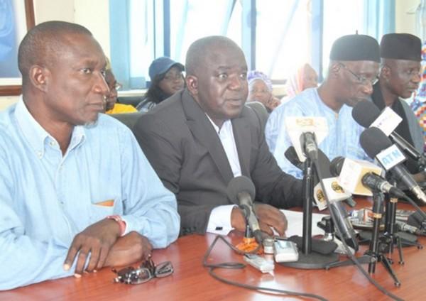 Corruption, Election présidentielle, Pds