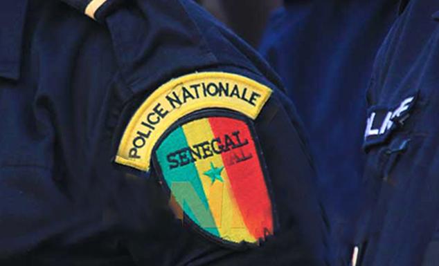 """""""Dashplan"""", Arrestation, Police"""