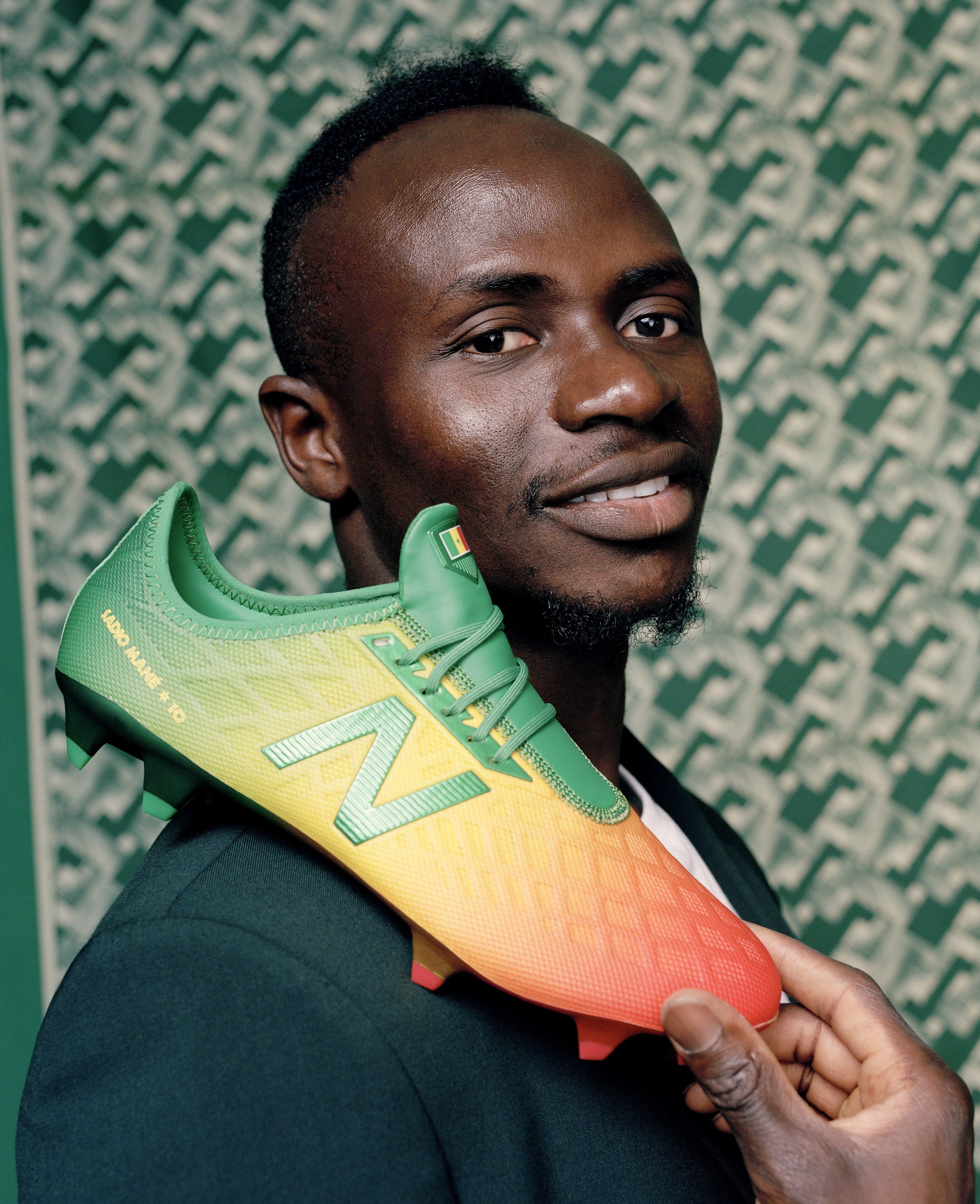 El Hadji Diouf, équipe nationale, Sadio Mané
