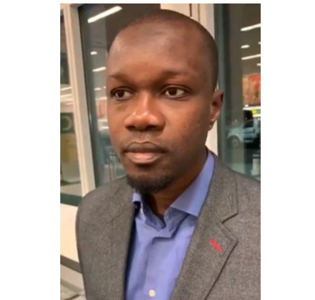 attristé, Le décès, Ousmane Sonko, profondément, Sidy Lamine Niasse