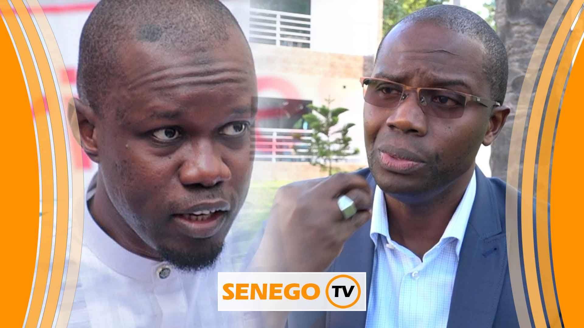 Ousmane Sonko, Sory Kaba