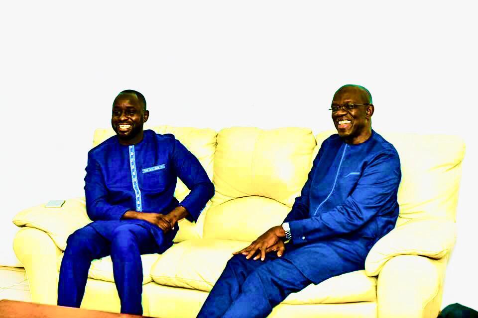 Après Idrissa Seck, le candidat Thierno Bocoum, Mame Adama Gueye, rencontre le candidat