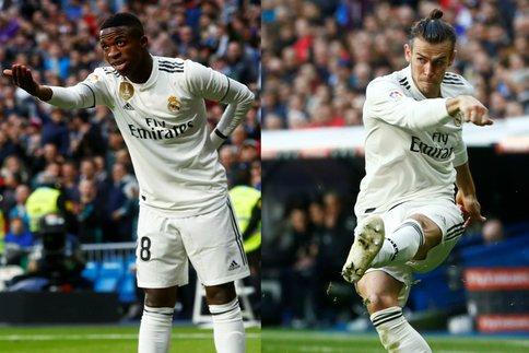 Bale, Football, real Madrid, Sports, Vinícius