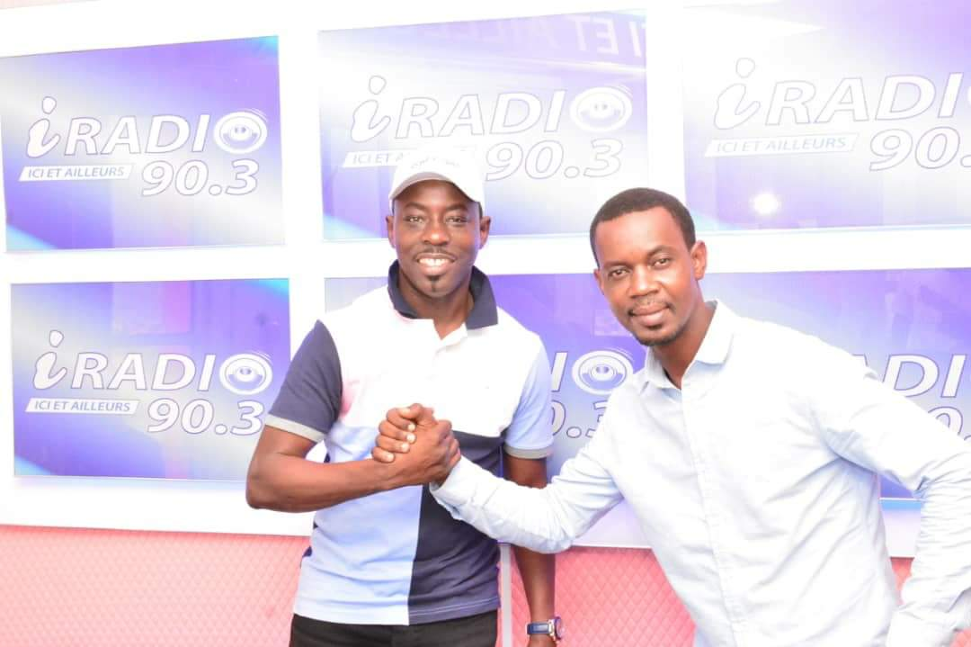 Dj Kemba, L'animateur, les après-midis de I Radio, qui assure
