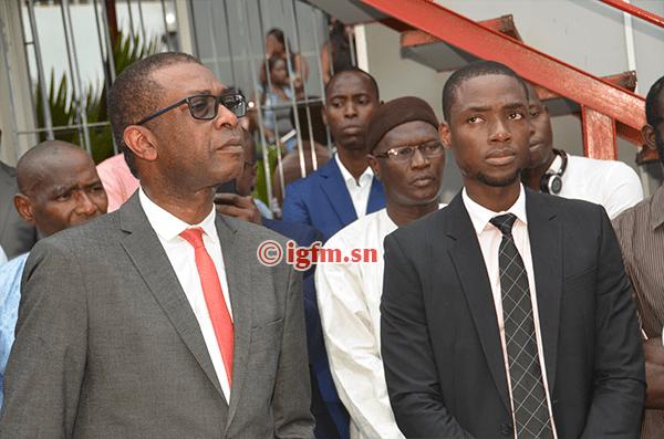 Au travail, Cathy Cissé, de retourner, déces, Youssou Ndour ordonne à Birane